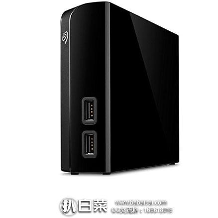 亚马逊海外购:Seagate 希捷 8TB 桌面式硬盘HUB 现价¥1192.19,免费直邮,含税到手¥13,34