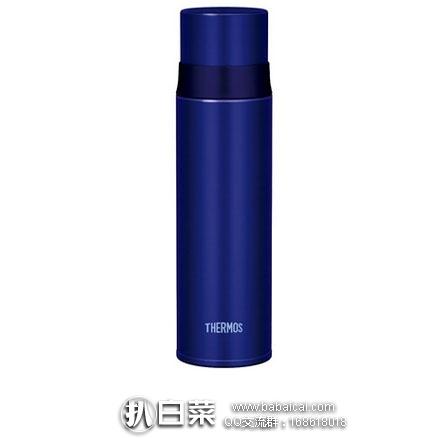 亚马逊海外购:THERMOS 膳魔师 FFM-500 不锈钢保温杯 0.5L  特价¥97.4,凑单直邮免运费,含税到手仅¥108