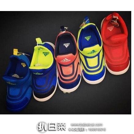 乐天国际:2016年秋冬新款!Adidas 阿迪达斯 小海马儿童 机能鞋 特价4304日元,凑单3双减1800实付折后3704日元/双(¥244)
