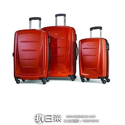 亚马逊海外购:Samsonite 新秀丽 PC 硬壳拉杆箱3件套(20英寸+24英寸+28英寸) 现¥1943.9,免费直邮,含税到手¥2133.97