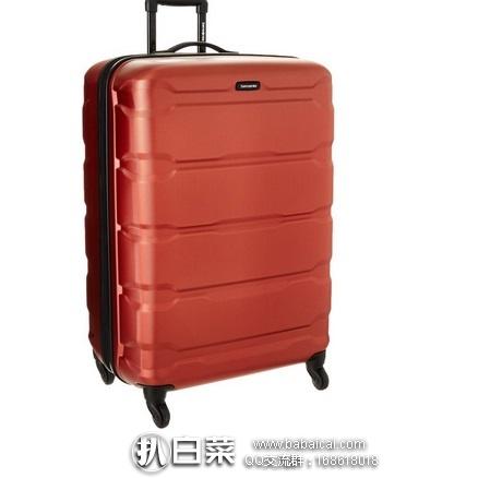 亚马逊海外购:Samsonite 新秀丽 28英寸PC拉杆箱 现¥782.06,直邮免运费,含税到手¥983