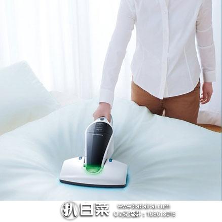 日本亚马逊:IRIS OHYAMA 爱丽思欧亚玛 IC-FDC1-WP被褥吸尘器 多功能 特价9692日元(¥594)