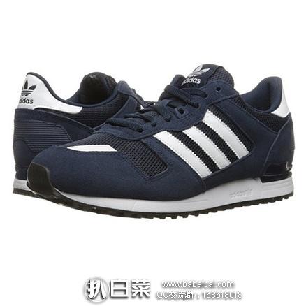 adidas Originals 阿迪达斯三叶草  ZX 700经典跑鞋 特价459.99,到手约¥495