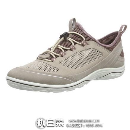 ECCO 爱步 艾莉娜系列 女士网面休闲鞋 特价$65.97,到手¥525,国内¥1399