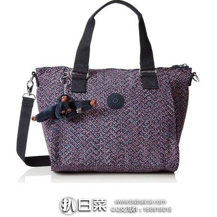 亚马逊海外购:Kipling 吉普林 Amiel 女士单肩包 特价¥207.2,直邮免运费,含税到手历史新低¥232
