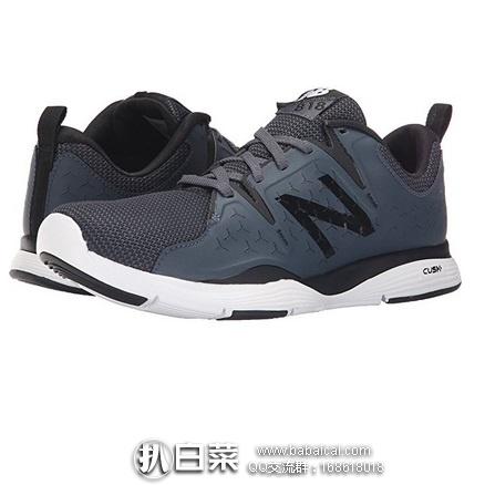 New Balance 新百伦 Mx818v1男士 缓震训练鞋 跑步鞋 原价$75,现历史新低$27.99,到手仅¥270