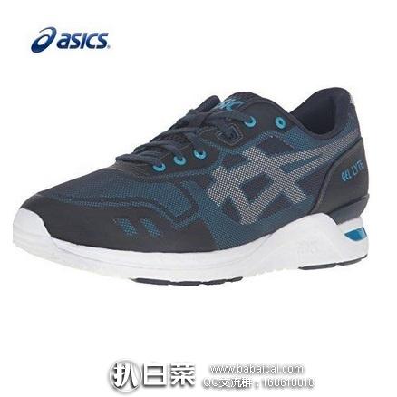 ASICS 亚瑟士 GEL-Lyte EVO 经典款中性复古跑鞋 原价$120,现历史新低$34.92,到手约¥315