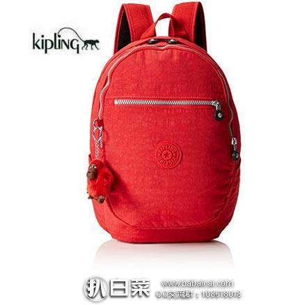 英国亚马逊:Kipling 吉普林 城市双肩包 现价£34.9,直邮退税实付£29.08,凑单全场用码£50-10,到手不足¥300