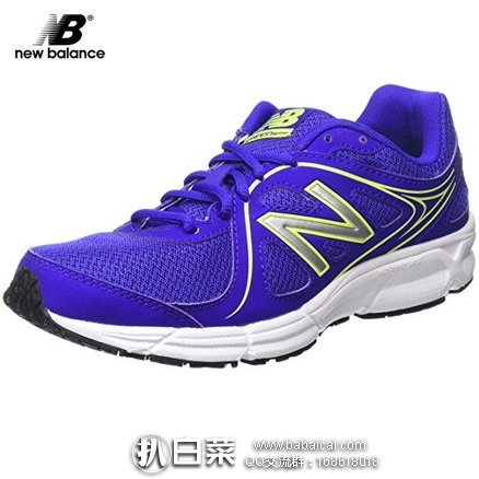 英国亚马逊:New Balance 新百伦 390 女士缓震跑步鞋 特价£18.38,直邮退税实付新低£15.32,再加运费和关税直邮到手仅¥234