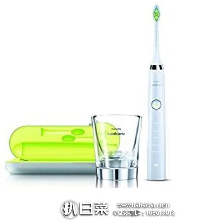 亚马逊海外购:Philips 飞利浦 HX9331 9系 智能电动牙刷 原价£270,现特价¥714.16,直邮免运费,含税到手约¥799