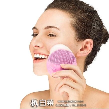 Lookfantastic:Foreo Luna mini 2 洗脸仪 多色 现£92.82,用码8折£74.26,直邮包邮到手约¥647