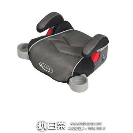 亚马逊海外购:Graco 葛莱 TurboBooster 无靠背汽车座椅 /安全坐垫 特价¥157.7,凑单直邮免运费,含税到手约¥177