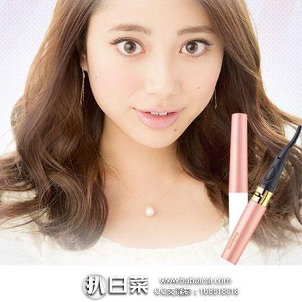 日本亚马逊:Panasonic 松下 EH-SE70 电动烫睫毛卷翘器 EH-SE70 夹子梳子式两用 补货1816日元(约¥109元)