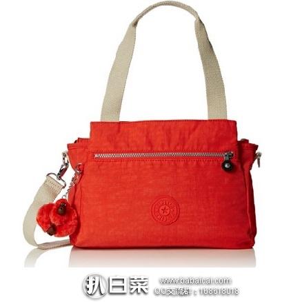 亚马逊海外购:Kipling 吉普林 Elysia 女士手提包 现特价¥228.81,直邮免运费,含税到手仅¥256