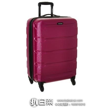 亚马逊海外购:Samsonite 新秀丽 24英寸PC拉杆箱 登机箱 现¥642.38,直邮免运费,含税到手¥719