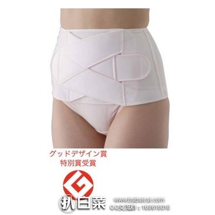 日本亚马逊:犬印本铺 产后立穿型束腹带/骨盆矫正带/瘦腰带 S3054 XL 历史新低价2552日元(¥157)