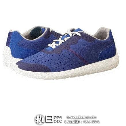亚马逊海外购:Clarks 其乐 男士系带休闲鞋 特价¥227.86起,直邮免运费,含税到手¥255起