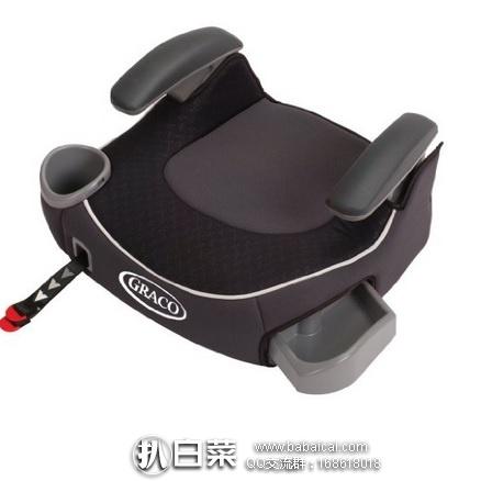 亚马逊海外购:Graco 葛莱 Affix™ 无靠背儿童汽车座椅 特价¥210.89,直邮免运费,含税到手仅¥236