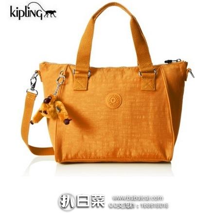 亚马逊海外购:Kipling 吉普林 Amiel 女士单肩包 特价¥236.71,直邮免运费,含税到手新低¥265   非常白菜!