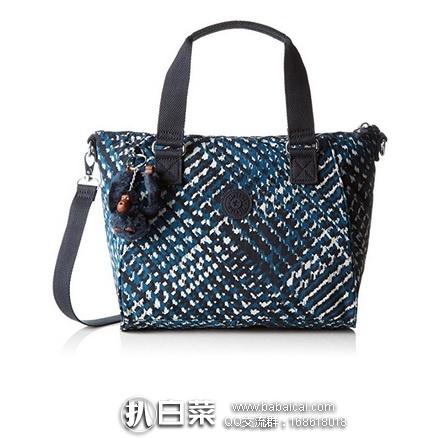 亚马逊海外购:Kipling 吉普林 Amiel 女士单肩包 特价¥222.83,直邮免运费,含税到手¥249