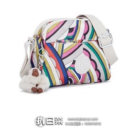 Kipling 吉普林 Aghna Prt 女士单肩包 特价$22.87 到手¥200