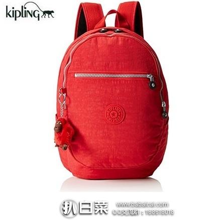 亚马逊海外购:Kipling 吉普林 Clas Challenger 多功能双肩背包特价¥237.67,直邮免运费,含税到手新低¥266