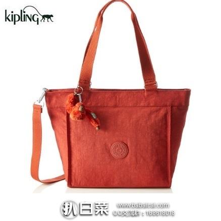 亚马逊海外购:KIPLING 吉普林 New Shopper 单肩包斜挎包 现¥223.69,直邮免运费,含税到手仅¥250