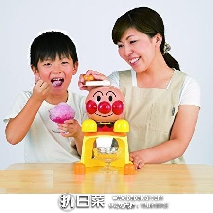 日本亚马逊:PINOCCHIO 面包超人 手动刨冰机 特价1657日元(¥101)