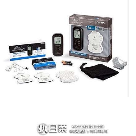 亚马逊海外购:Omron 欧姆龙 PM3032 缓解疼痛理疗仪 特价¥266.04,直邮免运费,含税到手¥298