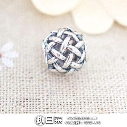 亚马逊海外购:Pandora潘多拉 编织篮镂空串珠 降至¥119.97,凑单免费直邮,含税到手约¥134