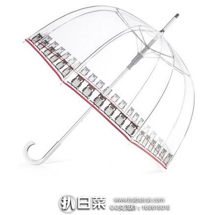 亚马逊海外购:Totes 透明拱形鸟笼伞 特价¥139.93,凑单直邮免运费,含税到手约¥157