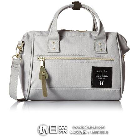 亚马逊海外购:日本潮流街包品牌 anello 时尚单肩包  降至¥131.74,凑单免费直邮,到手¥147