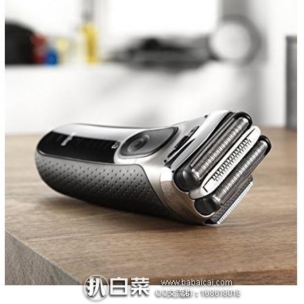 亚马逊海外购:Braun博朗 Series3系 3000 电动剃须刀 特价¥231.95,直邮免运费,含税到手¥259