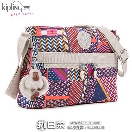 KIPLING Angie 吉普林 斜挎包 原价$89,现$33.38,到手仅¥280