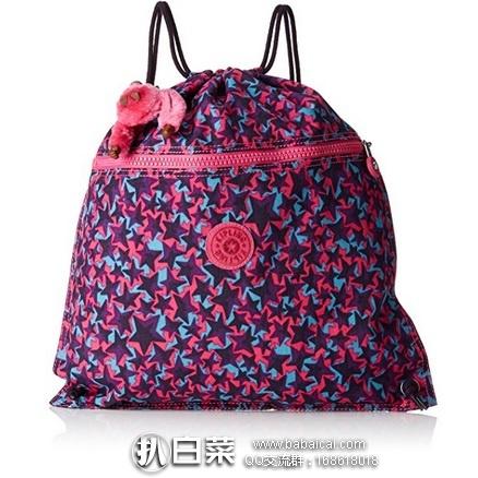 亚马逊海外购:Kipling 吉普林 繁星图案 活力健身双肩包特价¥152.66,凑单直邮免邮到手¥152.66