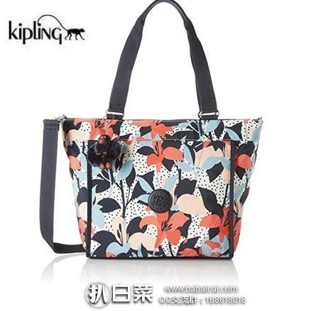 亚马逊海外购:KIPLING 吉普林 New Shopper 单肩包斜挎包 现¥253.45,直邮免运费,含税到手仅¥292
