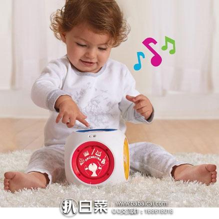 亚马逊海外购:Munchkin 麦肯齐 Mozart Magic 新款 莫扎特音乐魔方升级版 现秒杀价¥98.3 凑单免费直邮,含税到手约¥108