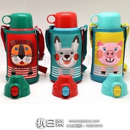 日本亚马逊:TIGER 虎牌 MBR-B06G 小猪款、小兔款补货 好价4418日元(¥267)