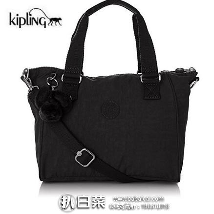 亚马逊海外购:KIPLING 吉普林 Amiel单肩包 特价¥240.53,直邮免运费,含税到手¥269