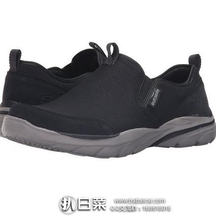 亚马逊海外购:Skechers 斯凯奇 男士Corven Horst 健步休闲鞋 特价¥159.02,凑单直邮免运费,含税到手历史新低¥178