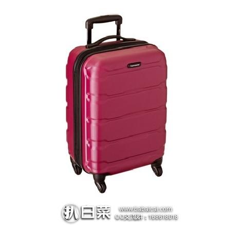 亚马逊海外购:Samsonite 新秀丽 Omni PC硬边万向轮 20寸 拉杆箱 现¥554.05,直邮免运费,含税到手史低¥620