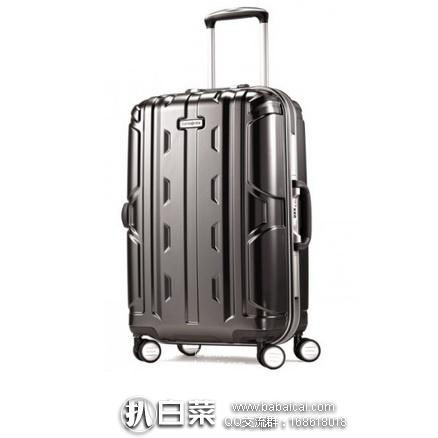 亚马逊海外购:Samsonite 新秀丽 21寸PC拉杆箱 特价¥1004.97,直邮免运费,含税到手¥1124