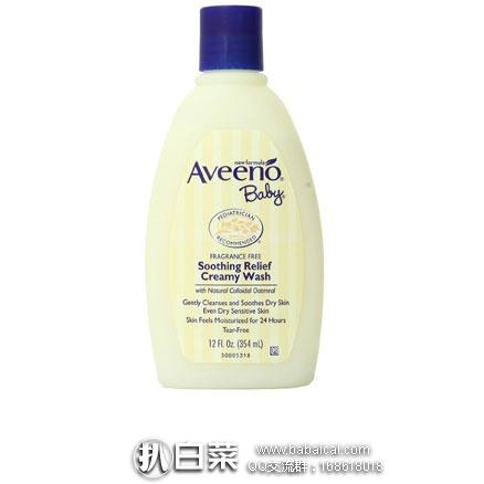 亚马逊海外购:Aveeno 婴儿燕麦舒缓沐浴露 236ml*6瓶装 现¥242.93,直邮免运费,含税到手¥270