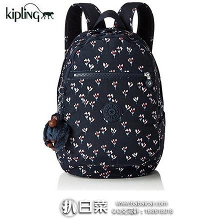 亚马逊海外购:Kipling 吉普林 Clas Challenger 多功能双肩背包 特价¥295.01,直邮免运费,含税到手¥330