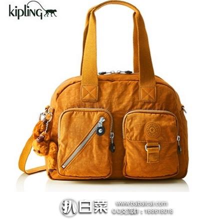 亚马逊海外购:KIPLING 吉普林 Defea 经典手提包斜挎包 特价¥276.17,直邮免运费,含税到手¥310