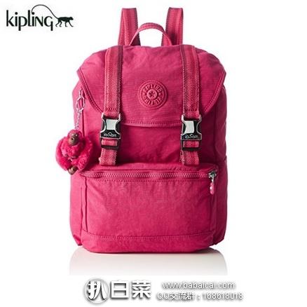 亚马逊海外购:Kipling 吉普林 Experience 双肩包 特价¥308.34,直邮免运费,含税到手仅¥345