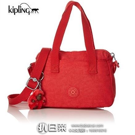 亚马逊海外购:KIPLING 吉普林 Leike 女士单肩包 降至¥142.75,凑单直邮免运费,含税到手¥160