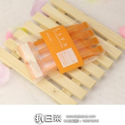 日本亚马逊:Milbon 玫丽盼头皮护理 头皮清洁剂 9ml*4 好价补货648日元(¥38)