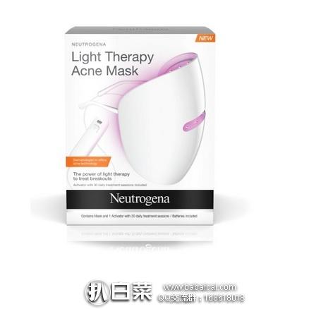 亚马逊海外购:Neutrogena 露得清 电子面膜祛痘光疗仪 特价¥166.39,凑单直邮免运费,含税到手约¥185