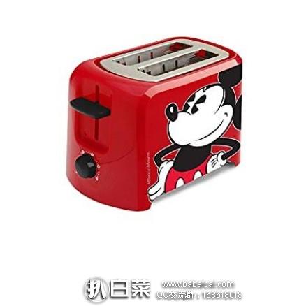 亚马逊海外购:Disney 迪士尼 DCM-21 米老鼠烤土司机 特价¥109.32,凑单直邮免运费,含税到手¥122